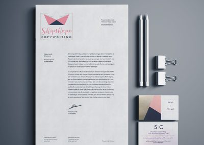 Stationery Mockup - 800 X 800