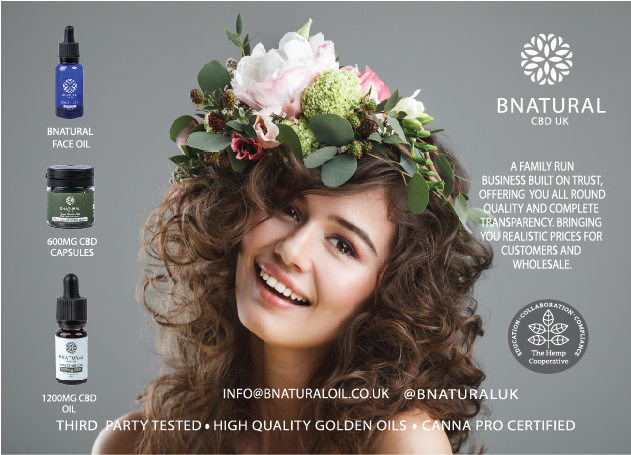 Bnatural Magazine Ad